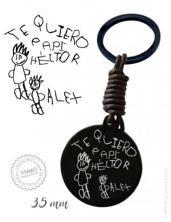 llaveros online, llaveros grabados con dibujos de niños, Joyería online con  llaveros personalizados- Happypulseras.com