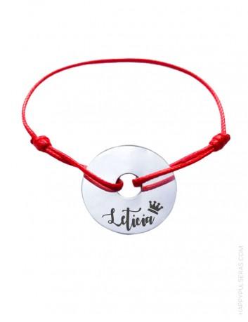 Personalizate una pulsera con tu nombre- Regala por Navidad Happypulseras- Joyería creativa de regalos personalizados