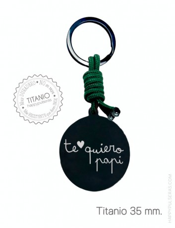 Encarga ya tu llavero personalizado para papá en nuestra tienda de Valladolid o pídelo online, en 2-3 días los tienes
