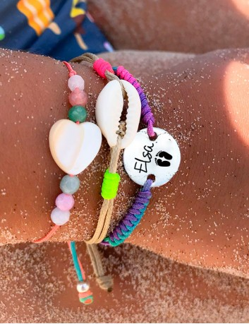 Pack de 3 pulseras de moda en Happy- Ahora en oferta!