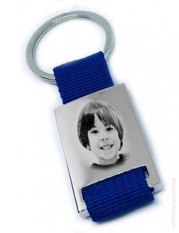 regalo original para profesor llavero grabado con foto y dedicatoria de los niños, regalos a buen precio para profesores