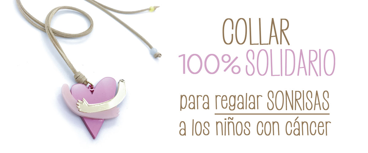 Collar solidario Happypulseras