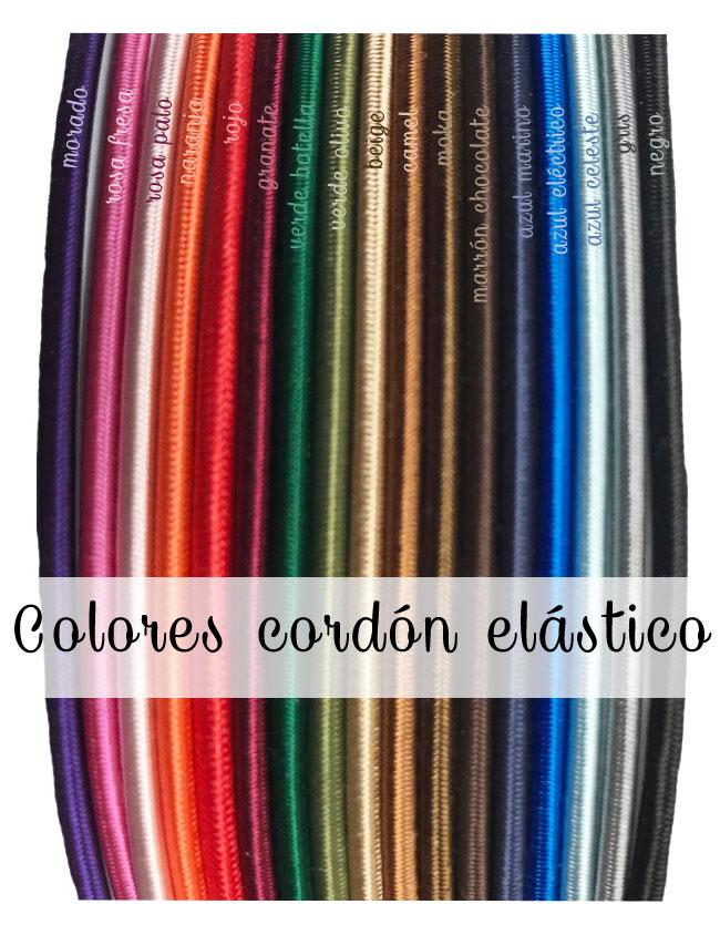 Colores de elástico para elegir las pulseras personalizadas parejas