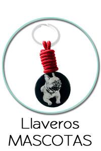llaveros personalizados para mascotas