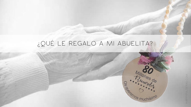 39b448c8a1e6 regalo original para abuela  regala collar o pulsera personalizada ...