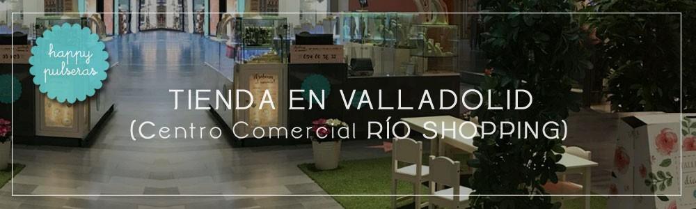 Pulseras personalizadas Valladolid